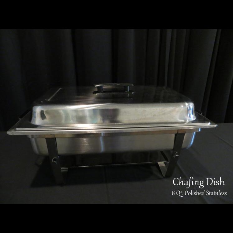 8 quart chafing dish